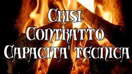 crisi-contratto-capacità-tecnica-vigilanza-privata